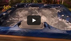 thermospas superior scratch resistant hot tub video