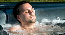 aquacisor hot tub relaxor