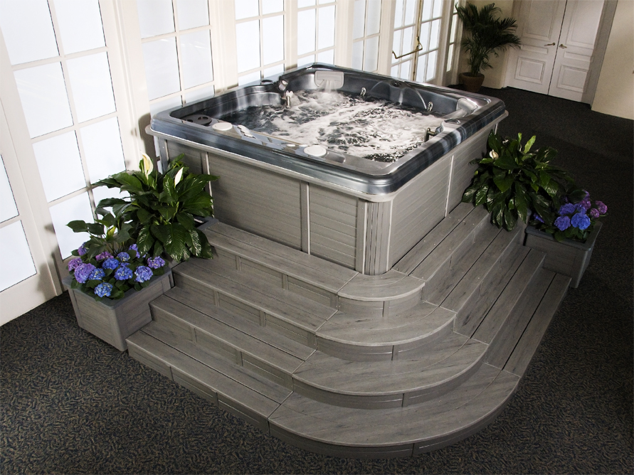 Creating The Perfect Space For Your Indoor Hot Tub Thermospas